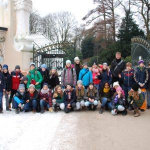 Ausflug zur Zooschule Hagenbeck.