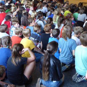 Schülervollversammlung