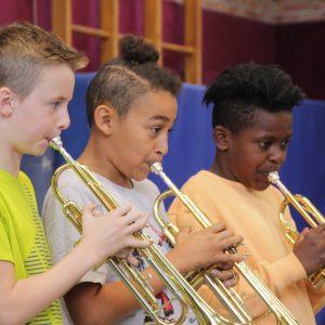 Windband - Trumpets